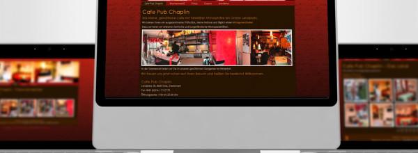 Cafe Pub Chaplin Online