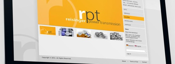 Website Reisinger Power Transmission