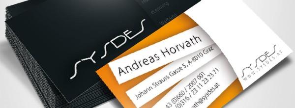 Neues Corporate Design für SYSDES