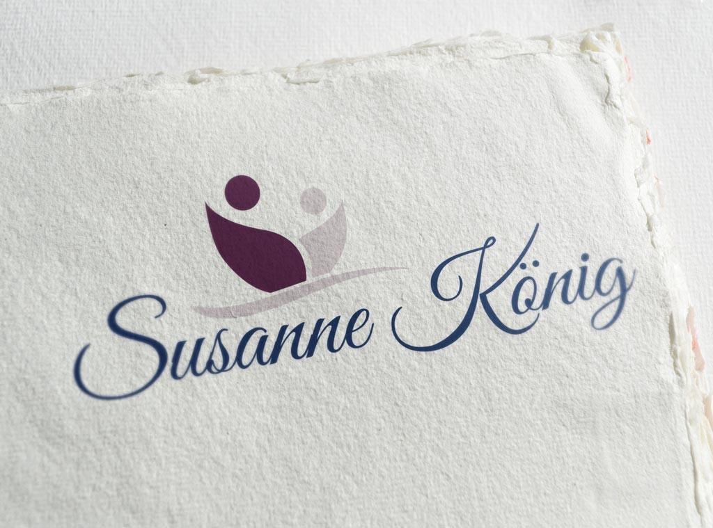 Susanne König – Logo