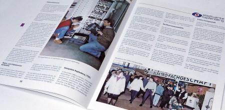Alte Zeitschriften und Folder