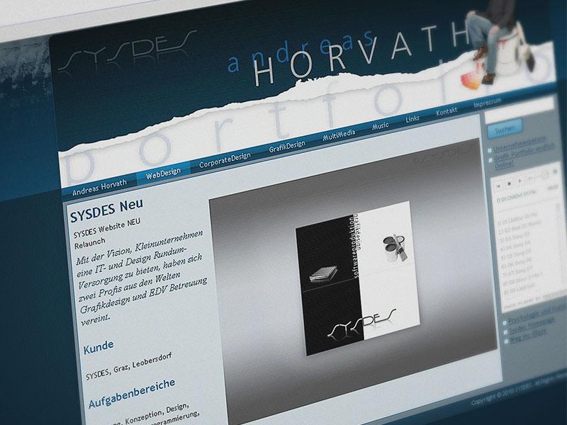 Andreas Horvath – Portfolio