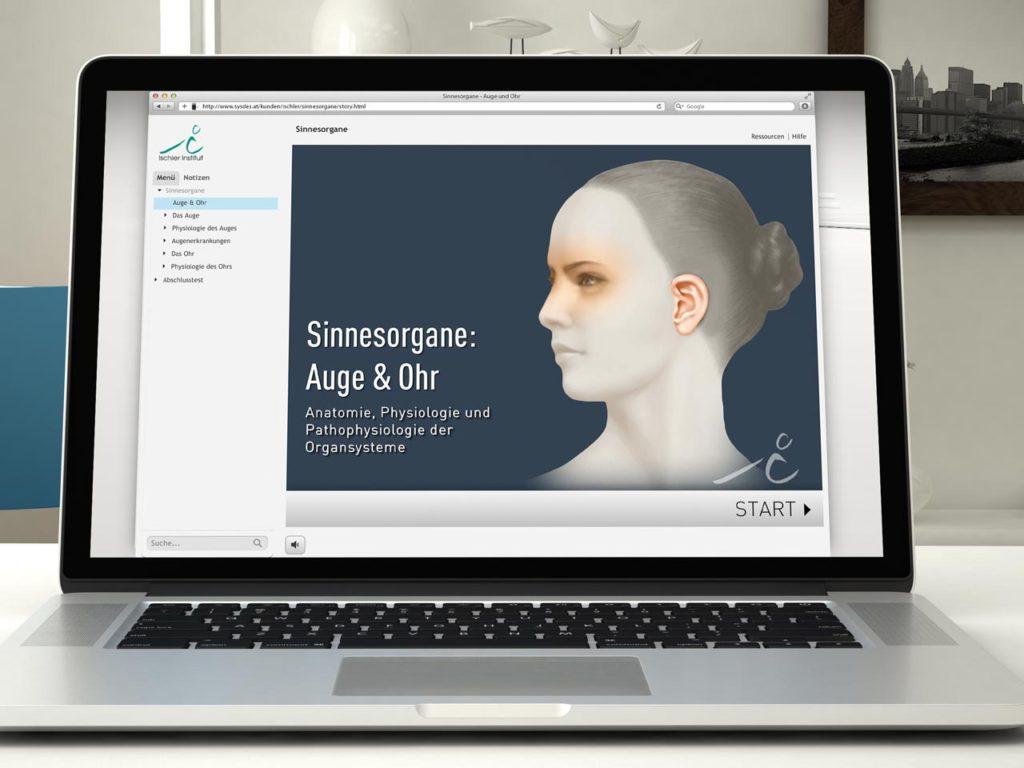 Ab sofort ist unser neues Lernmodul Sinnesorgane verfügbar.