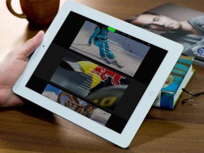 Webdesign für Mario Bühner, emotioninpictures.at. Action- und Sportfotograf aus Graz