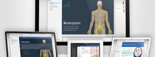 "iSMK Lernmodul ""Nervensystem"""