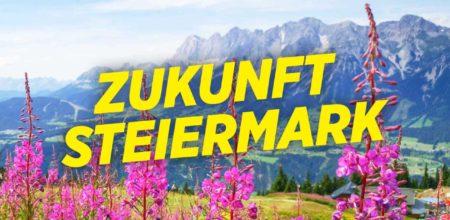 Webseite Zukunft Steiermark