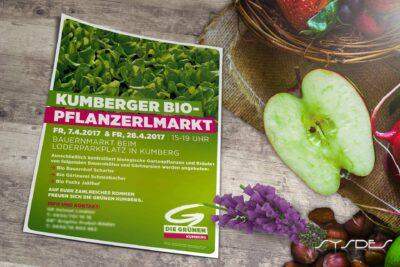 Fyler Kumberger-Bio-Pflanzenmarkt