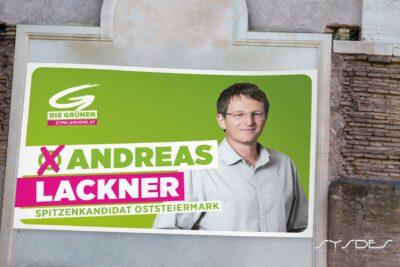Plakat Nationalratswahl