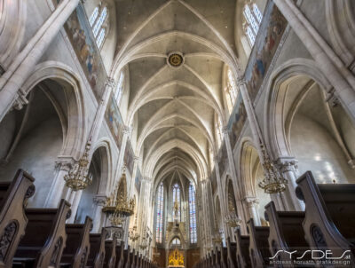 Herz Jesu Kirche Graz, Innen