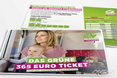 Flyer 365 Euro Ticket
