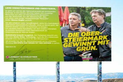 Plakat Obersteiermark