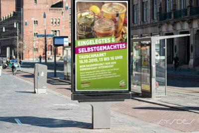 A3 Plakat Hitzendorf-Marmelade