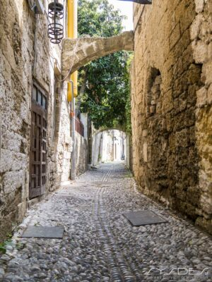 Rhodos Altstadt Impressionen