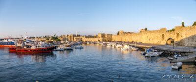 Rhodos Festung