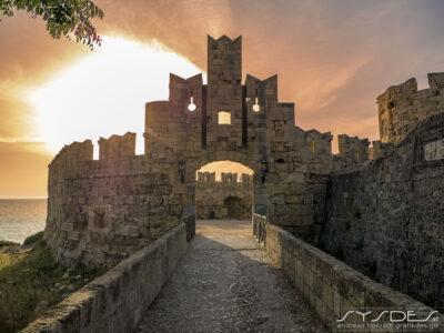 Rhodos - Saint Paul's Gate