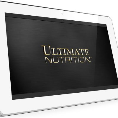 Ultimate Nutrition Introanimation