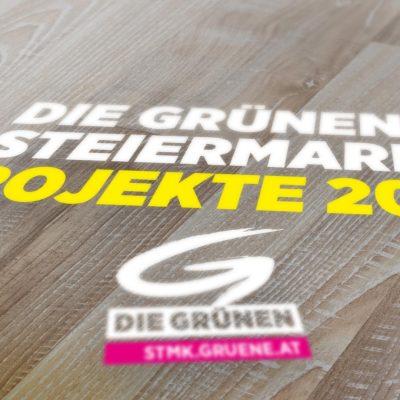 Die Gruenen - Projekte 2020