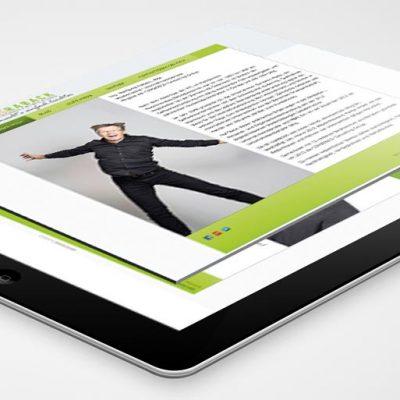 Webdesign für Wolfgang Raback – Strategie- & Personalentwickl