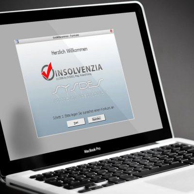 SYSDES Insolvenzia Konkursverwaltungssoftware