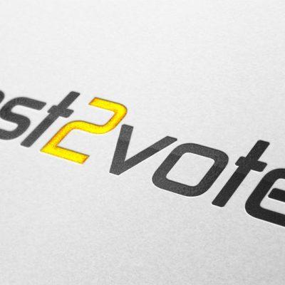 Best2Vote Logo