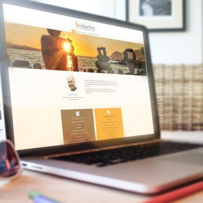 Neue Praxis - neue Website. Neuer Webauftritt für den Hypnosepsychotherapeuten, Klinischen Psychologen und Gesundheitspsychologen Mag. Roland König.